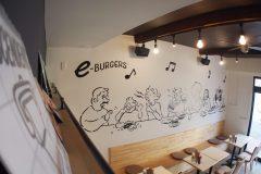 e-BURGERS