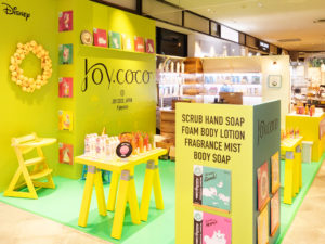 Joy.coco pop up store